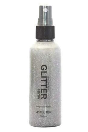 glitter spray prata1