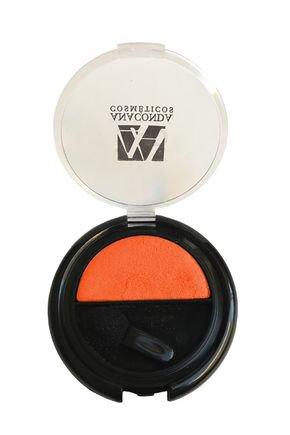 sombra compacta individual orange