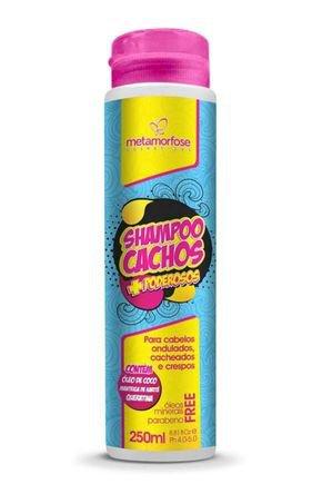 cachos poderosos shampoo