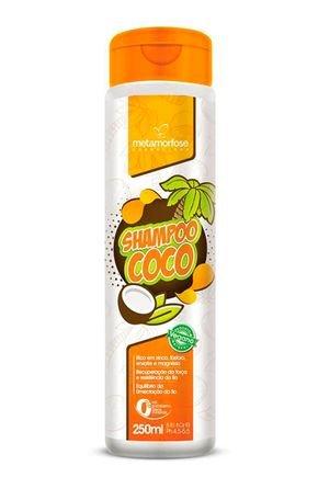 shampoo vegano coco metamorfose 250ml