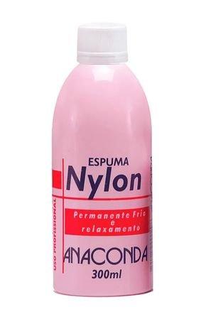 espuma nylon