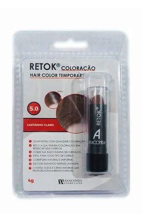 anaconda retok coloracao 5 0 castanho claro