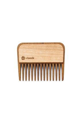 classik pente de madeira p bolso m 6 x 4 8 cm espacado pbo 03 2