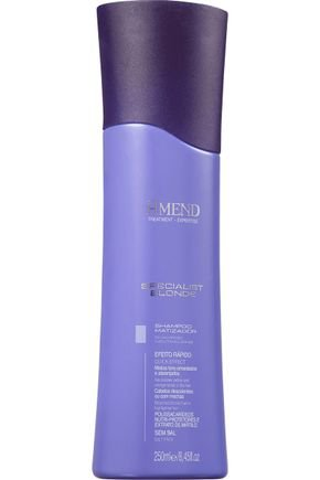 amend shampoo specialist blonde 250ml