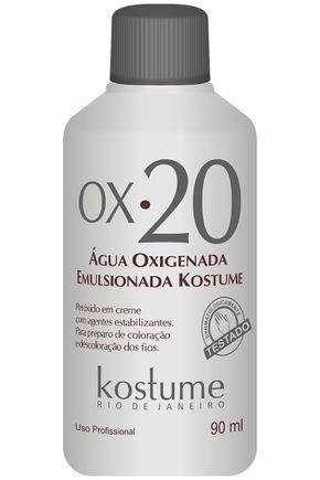 agua oxigenada ox 20 vl 90ml