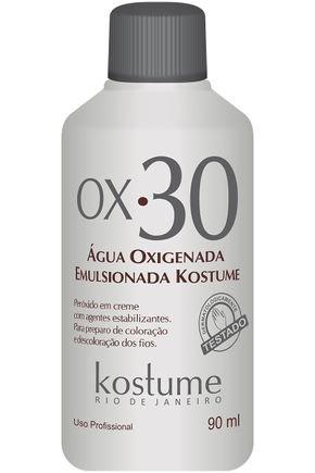 agua oxigenada ox 30 vl 90ml