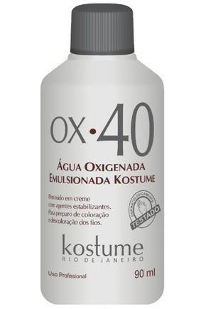 agua oxigenada ox 40 vl 90ml