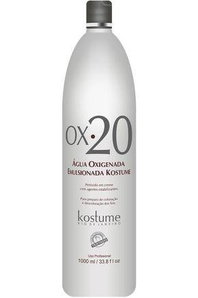 agua oxigenada ox 20 vl 1000ml