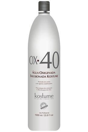 agua oxigenada ox 40 vl 1000ml