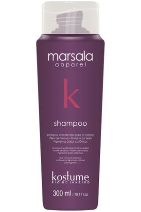 km 26537 shampoo marsala apparel 300ml