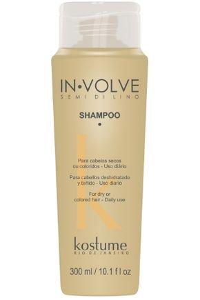 km 26492 shampoo in volve semi di lino 300ml