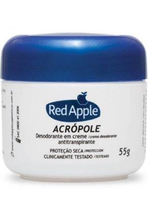 ra1000137 red apple desodorante em creme antitransp acropole 55g ref 80427