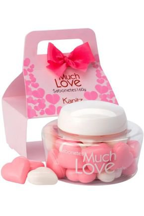 kn25908 kanitz sabonete much love mini coracao pink 160g ref 1915