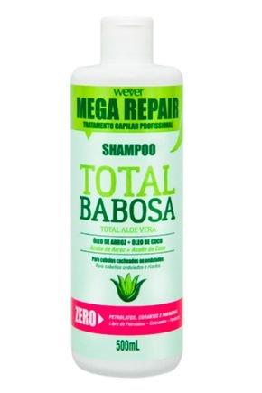 shampoo total babosa