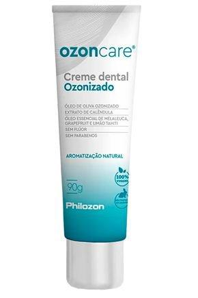 creme dental ozonizado