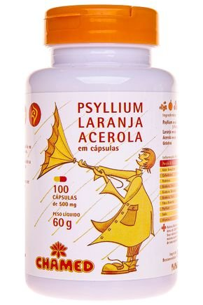 psyllium laranja acerola