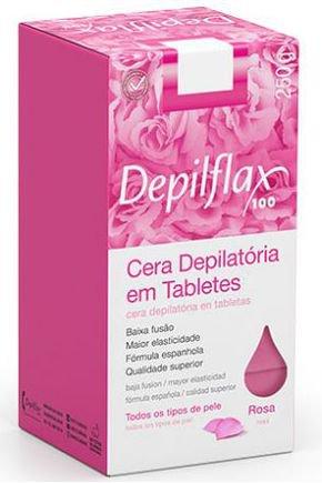 dx 26706 depilflax cera quente rosa 250g