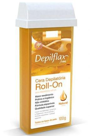 dx 26720 depilflax refil natural 100g