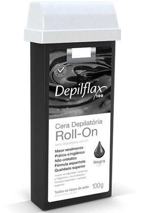 dx 26725 depilflax refil negra 100g
