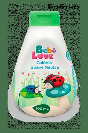 nutriex colonia bebe love suave 100ml