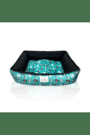 cama dogs verde