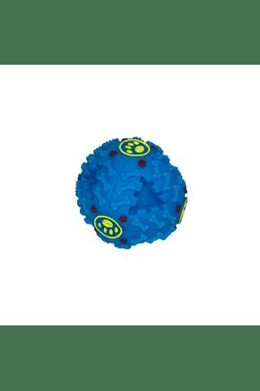 1818 brinquedo inteligente azul mordedor joga racao