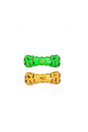 20 brinquedo halter osso dog de vinil