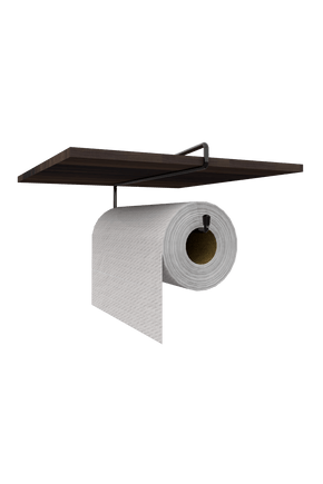 5103suporte papel toalha elegance