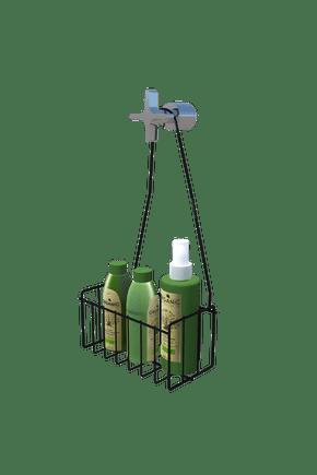 porta shampoo suspenso simples atualizado denoiser