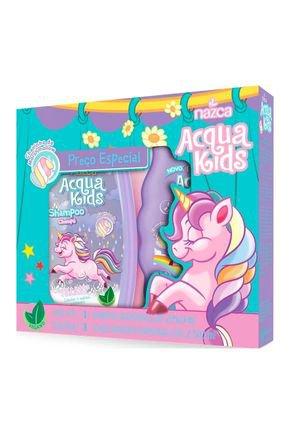 kit sh cond acqua kids marshmallow 250ml origem