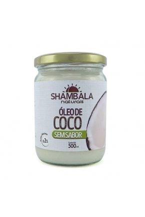 oleo de coco sem sabor 500ml