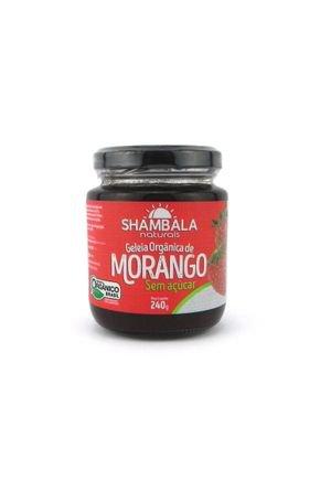 geleia de morango organica sem acucar 240g 725