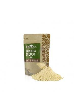 farinha de coco branca 150g