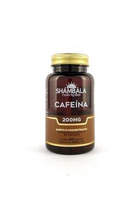 suplemento de cafeina 60 x 200mg
