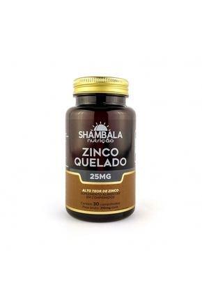 zinco quelado 30x25mg