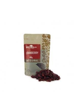 cranberry desidratado 100g