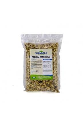 granola tradicional shambala 250g