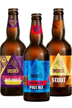 kit 7 das bier 3 cervejas