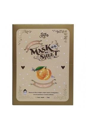 mask sheet latika orange passion 1