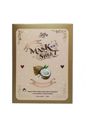 mask sheet latika coconut candy 1